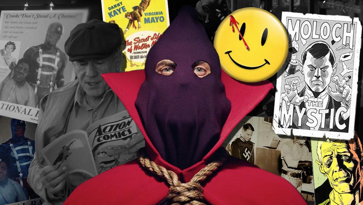Watchmen Hero image