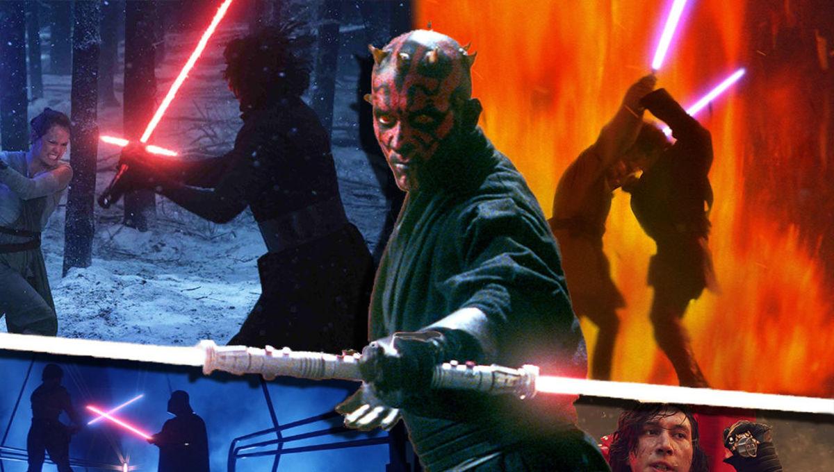 Star Wars The 11 Best Lightsaber Battles Including The Rise Of Skywalker