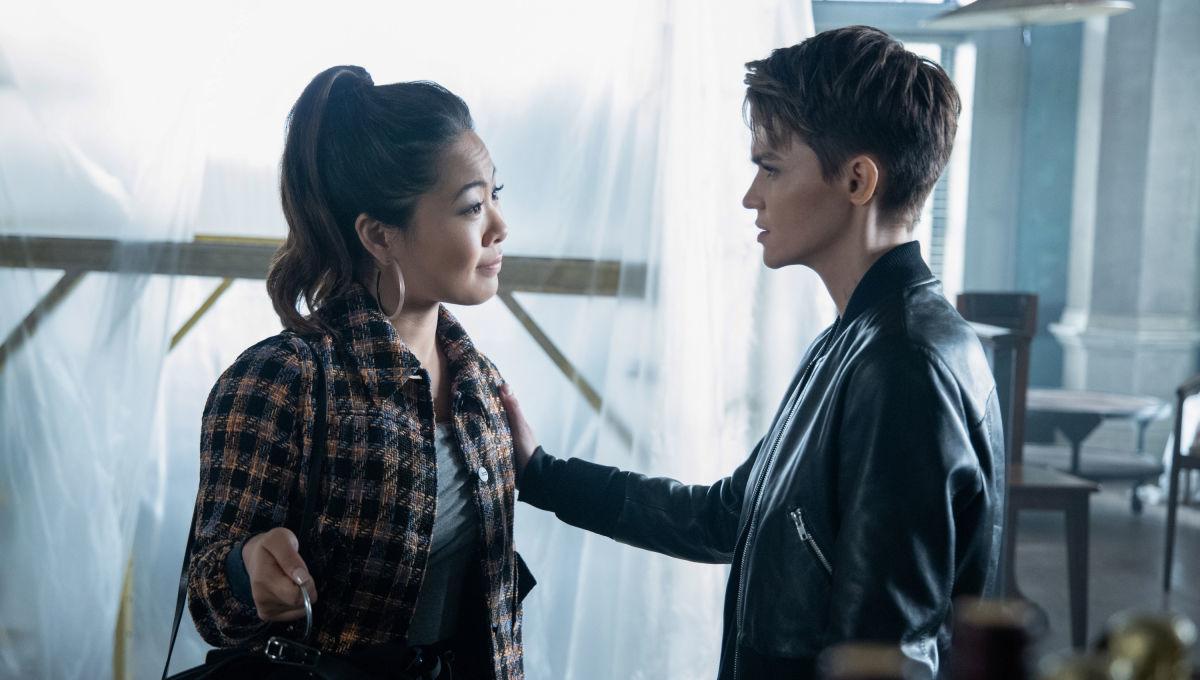 Batwoman Season 1 Episode 8 Mary and Kate