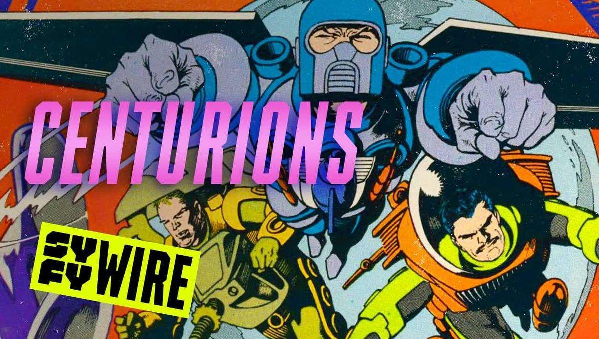 Centurions hero