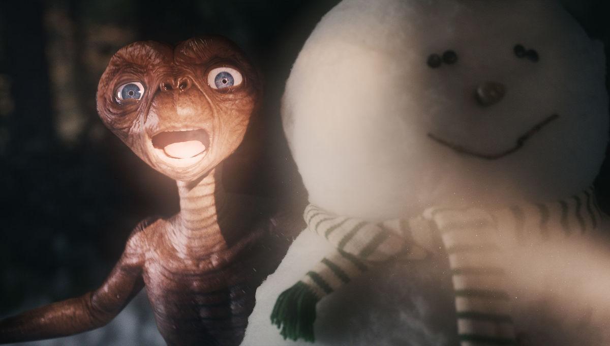 E.T. Comcast ad