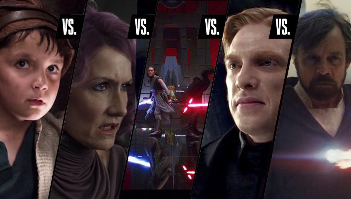 Debate Club LAst Jedi