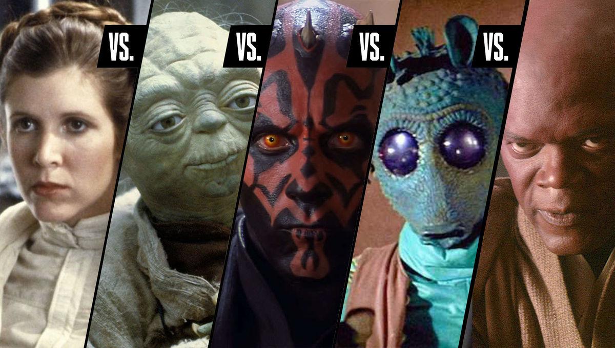 Debate Clube Star Wars spinoffs