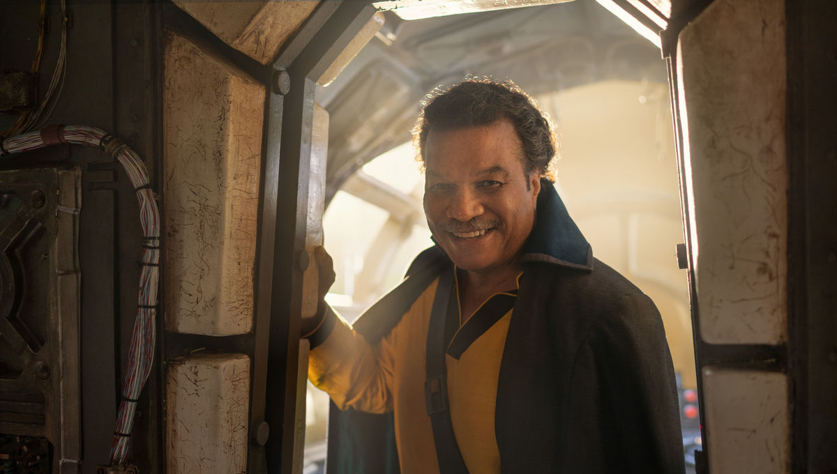Lando Calrissian The Rise of Skywalker