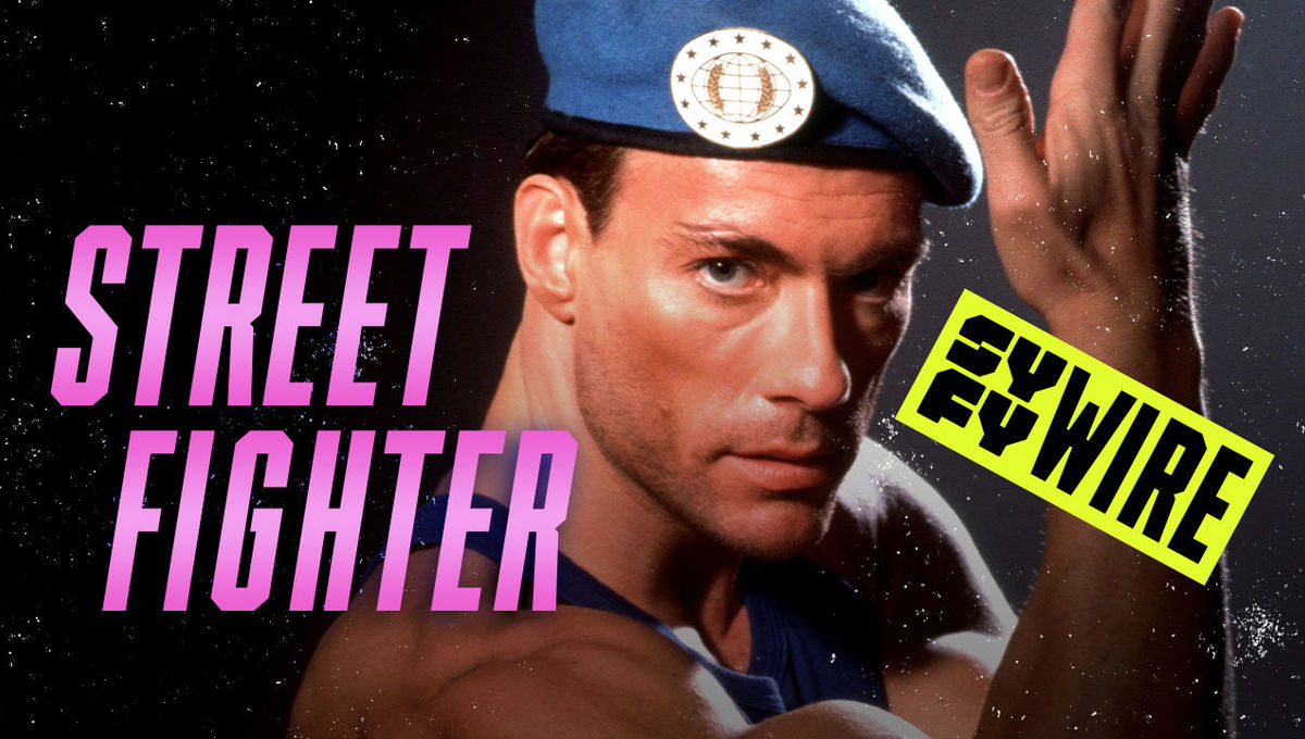 Everything You Didn't Know About Street Fighter Hero