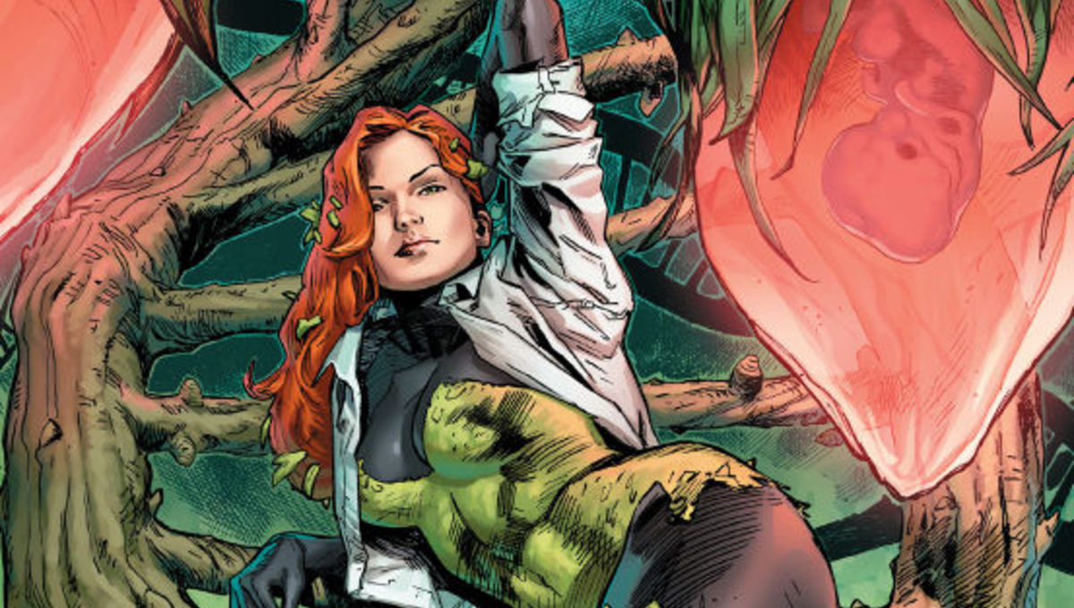 Poison Ivy: Cycle of Life & Death #1