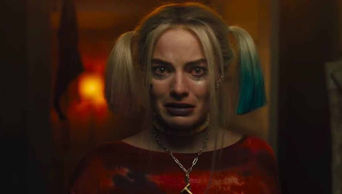 Margot Robbie Birds of Prey