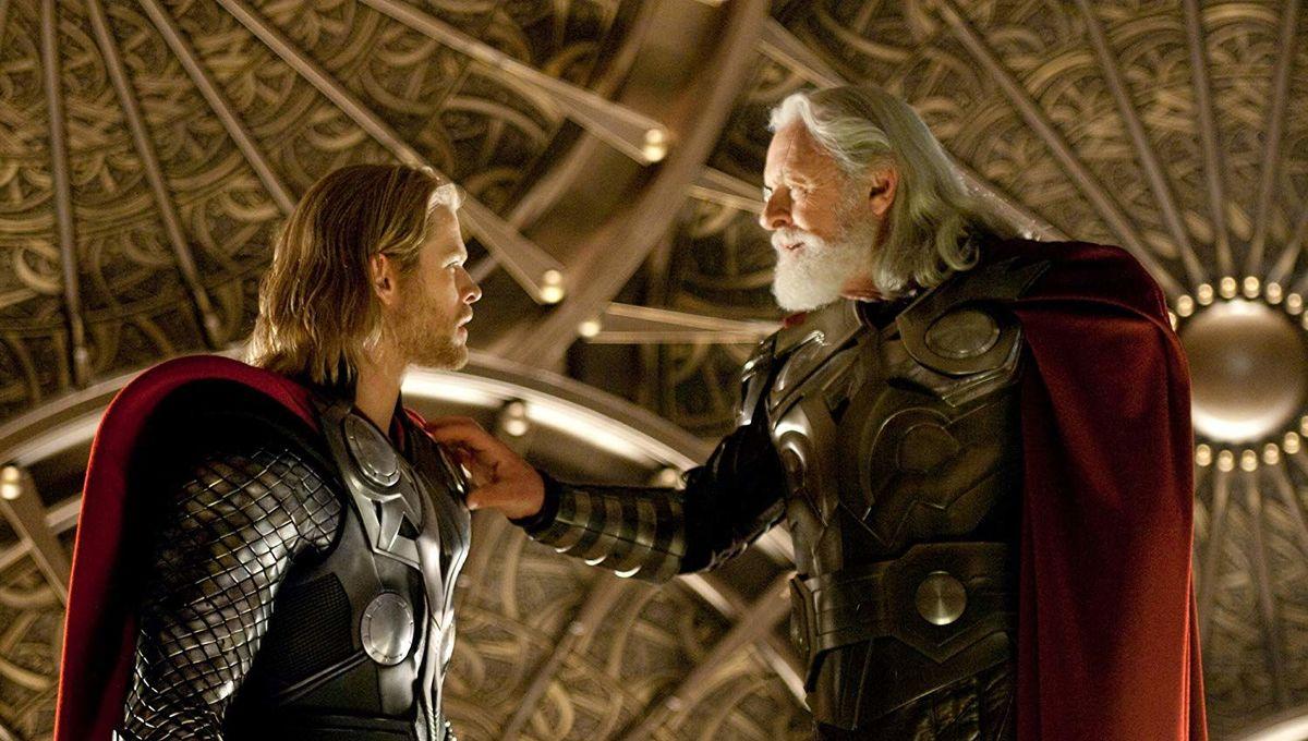 Thor 2011 Chris Hemsworth Anthony Hopkins