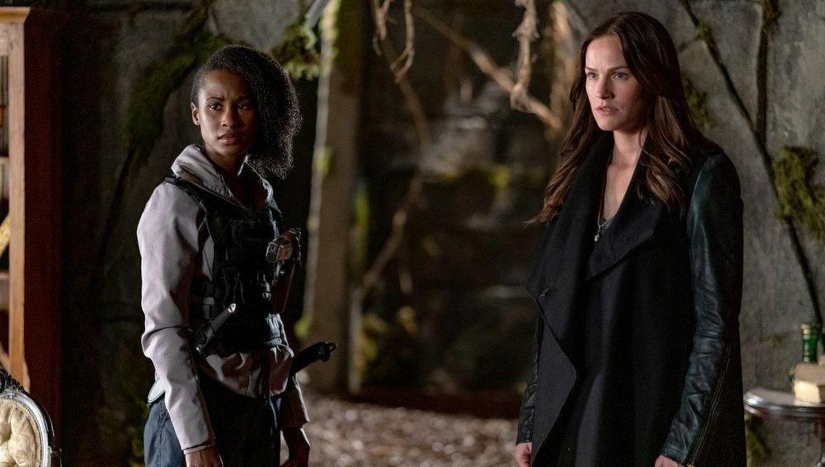 Van Helsing season four imdb