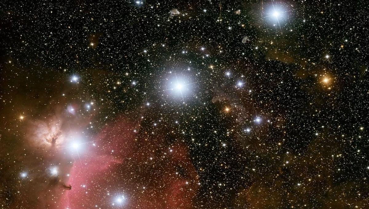 NASA image of space
