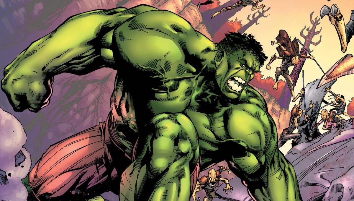 Planet Hulk Titlecard Planet Hulk Oral History