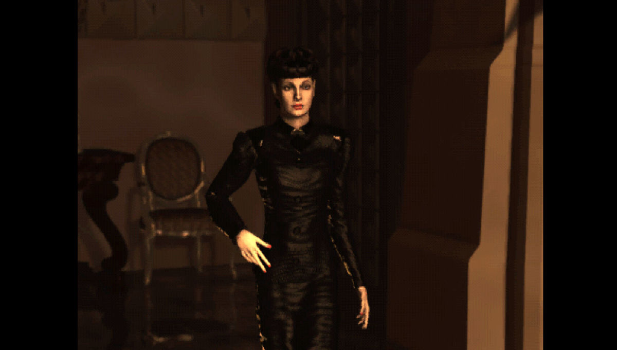Rachael in Blade Runner for PC via GOG site