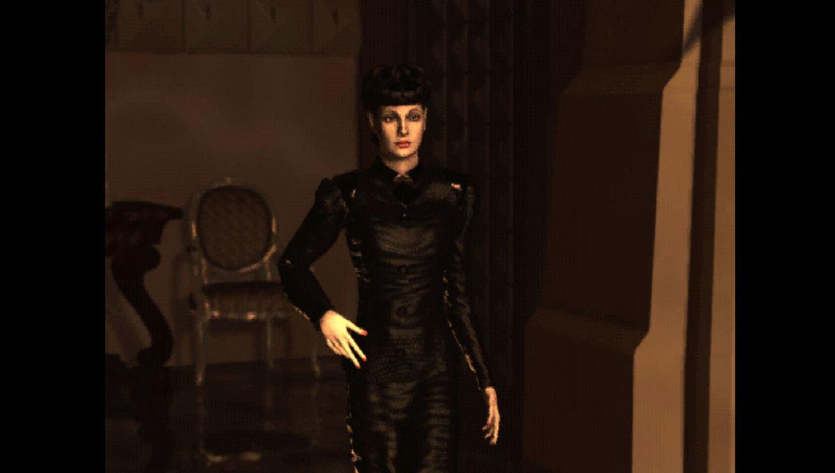 Rachael in Blade Runner for PC via GOG site