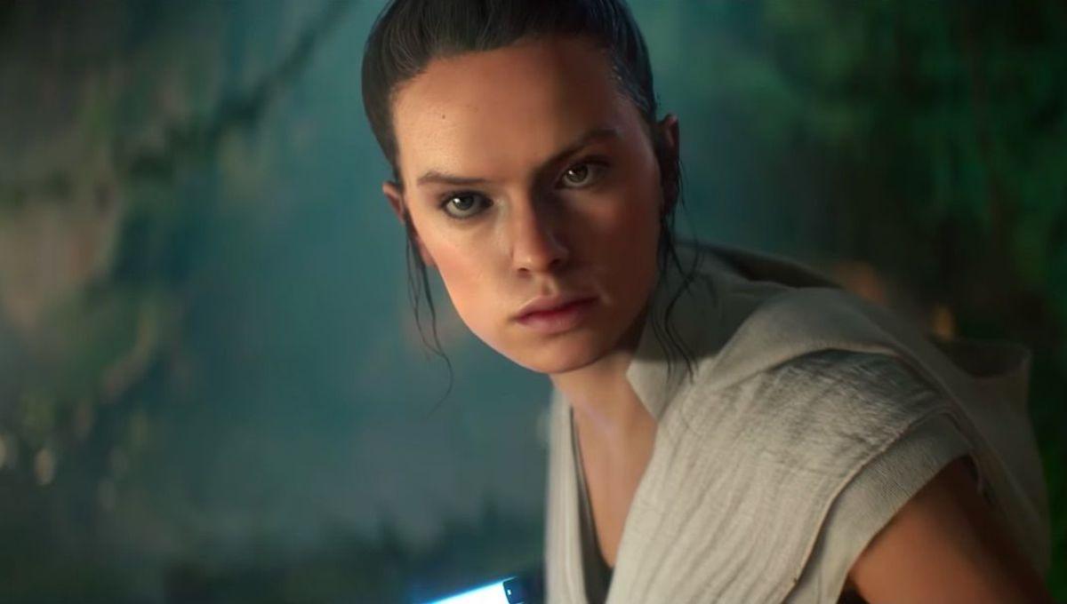 Rey Star Wars Battlefront II