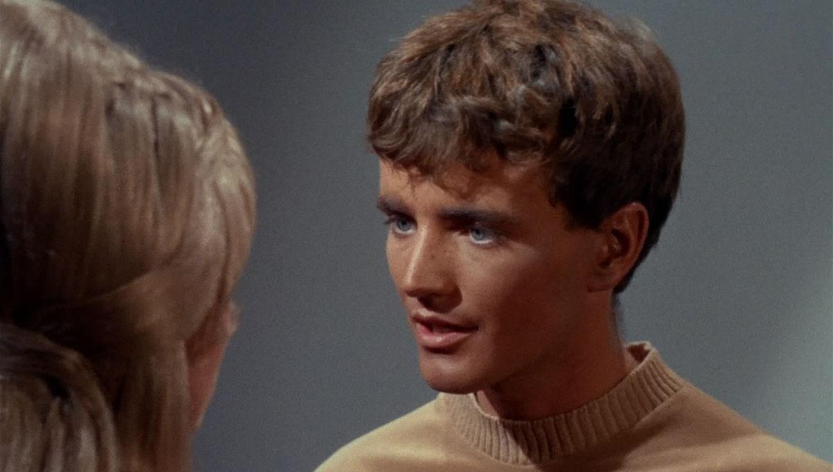 Robert Walker Jr. Star Trek Charlie X