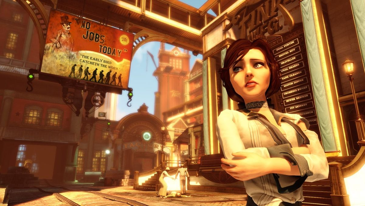 BioShock Infinite Steam