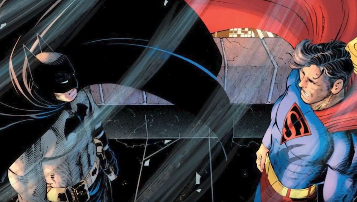 Superman Year One Hero