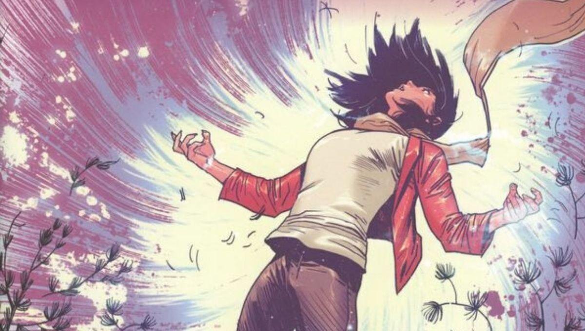 Strangelands Cover Issue 3