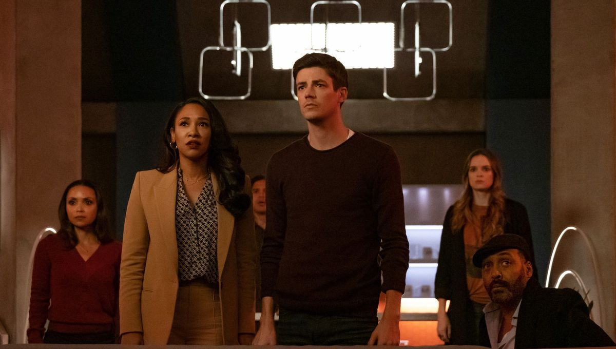 The Flash Crisis looms