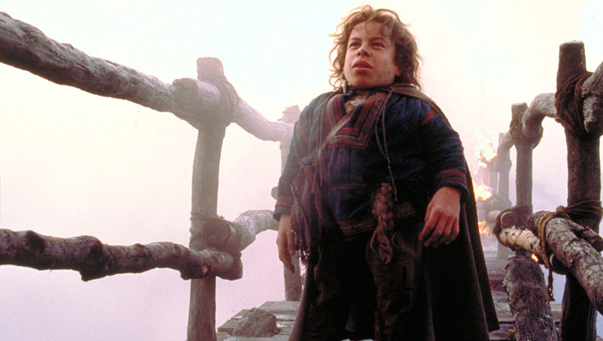 Warwick Davis in Willow