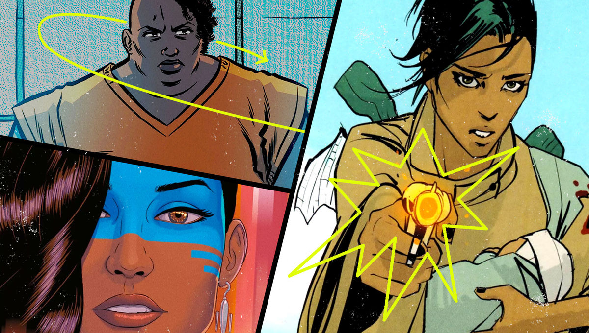 Who won the Year indie comics