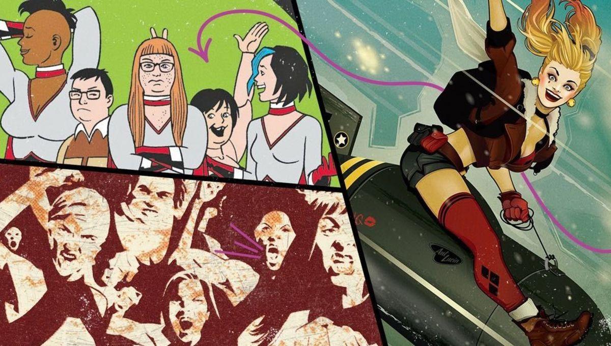 Best Comics of the 2010s