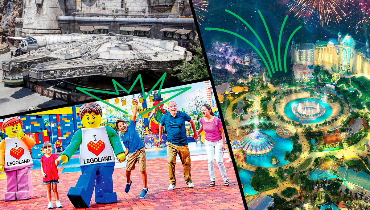 Who Won the Year Theme Parks