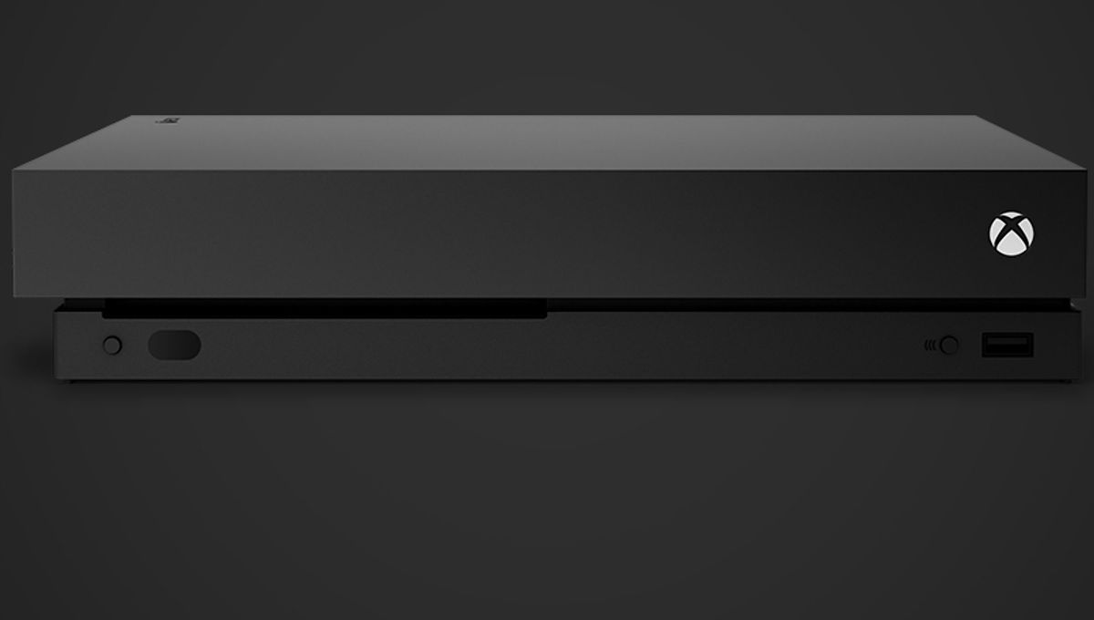 The Xbox One gaming Console from Microsoft