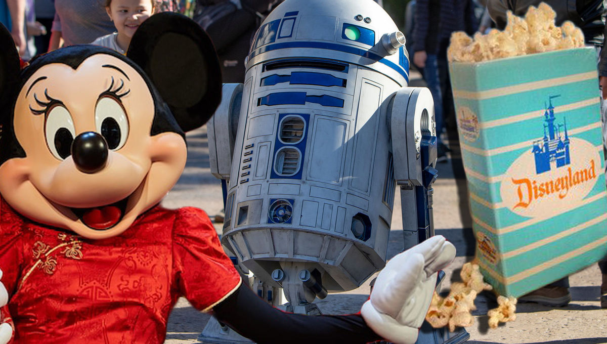 Star Wars Minnie Mouse Disneyland