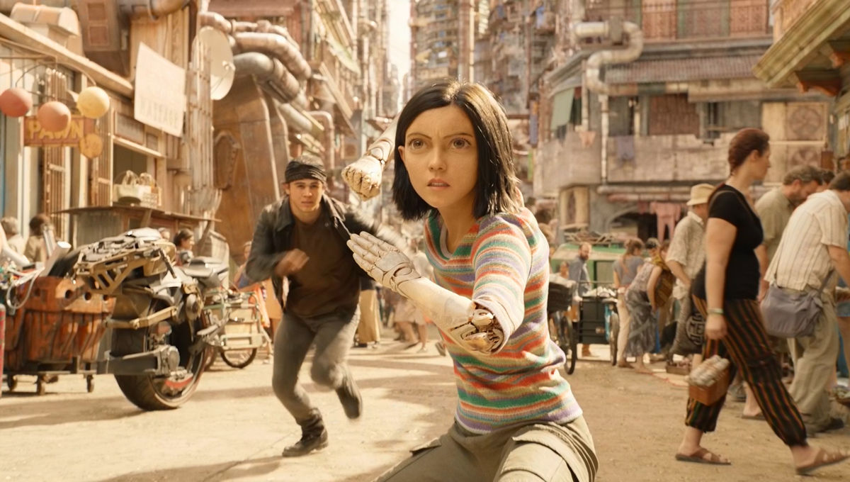 ​​​​​​​Alita: Battle Angel