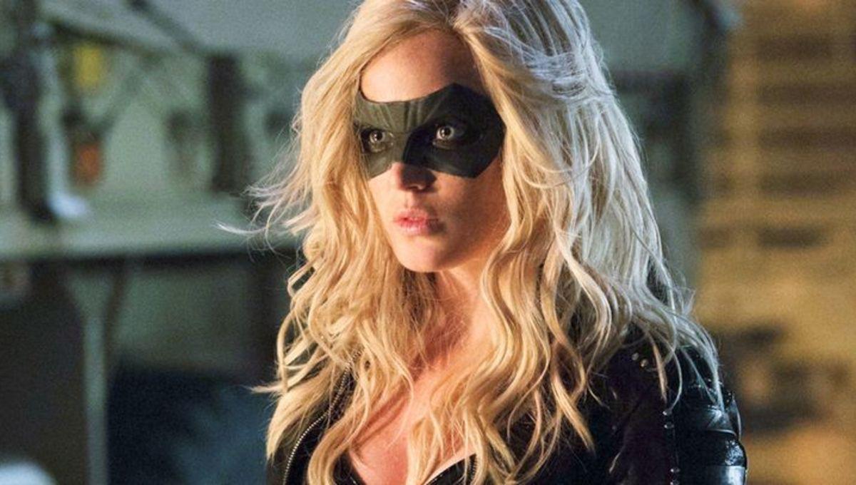 Arrow Black Canary Sara Lance