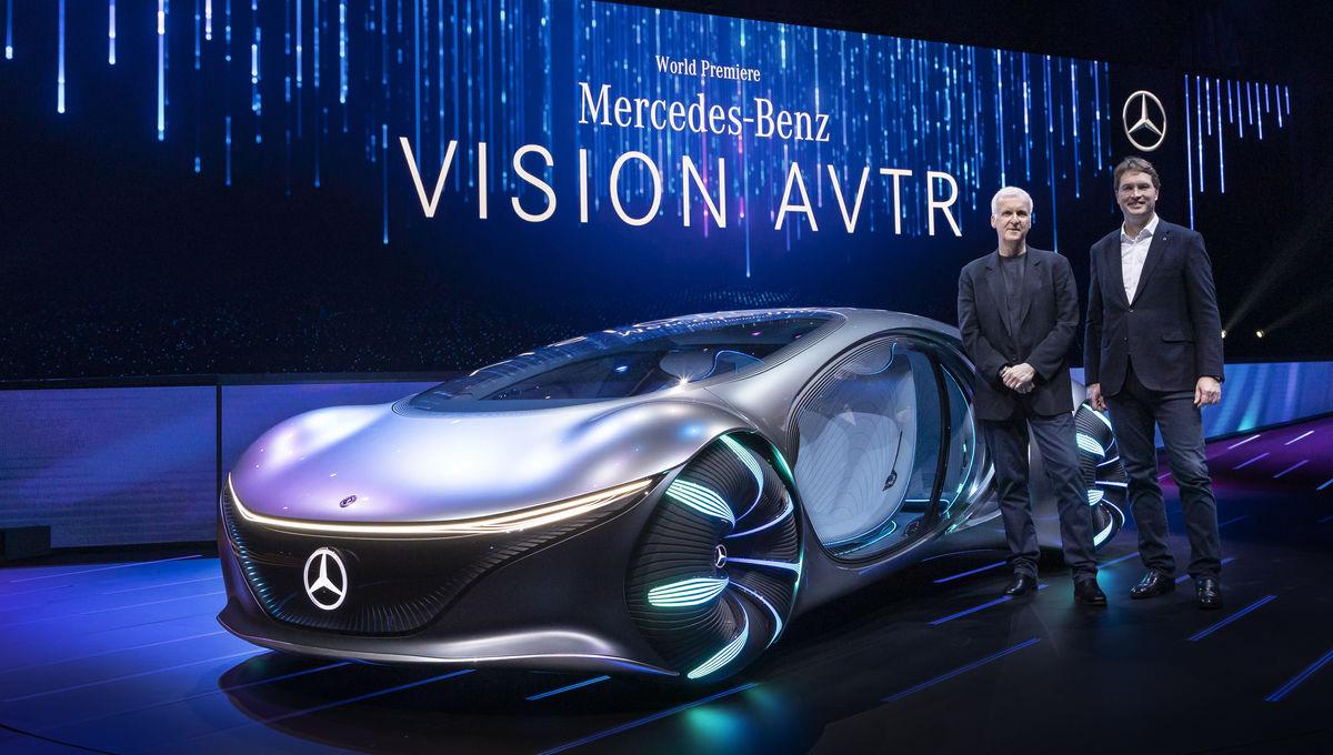 Avatar Mercedes