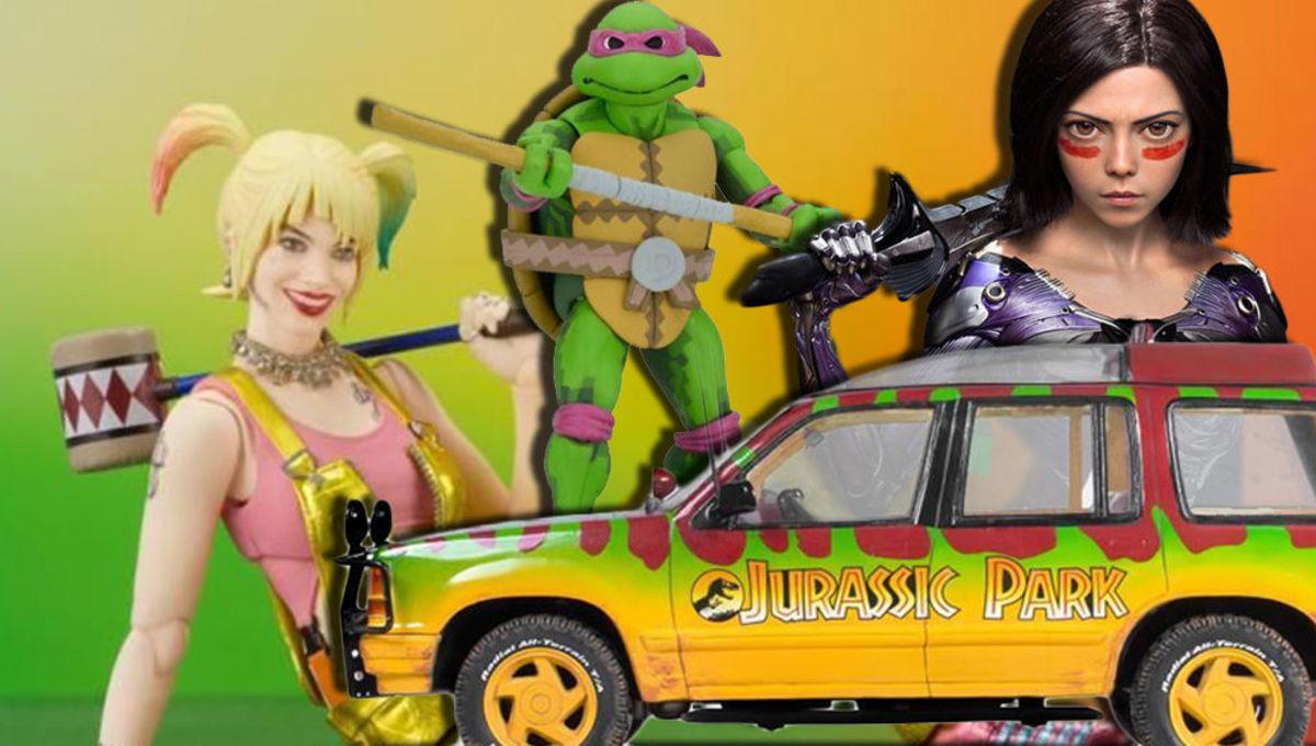 Important Toy News Jeep Alita