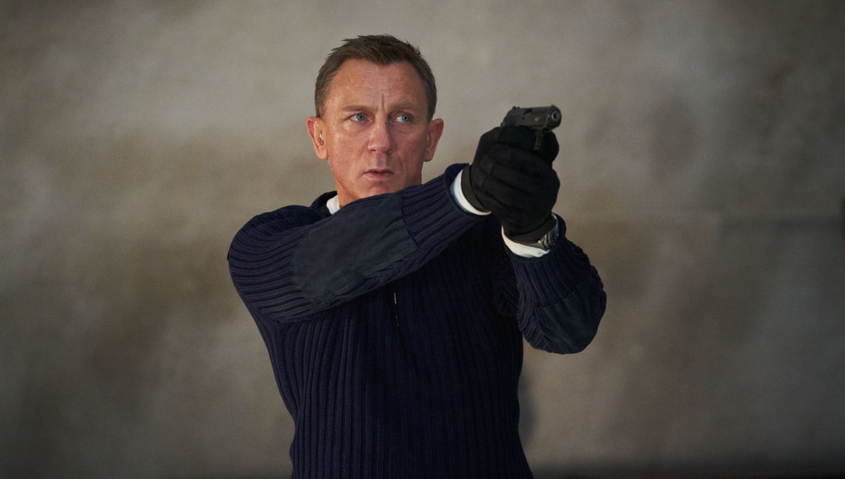 Daniel Craig James Bond No Time to Die