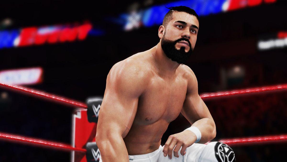 WWE 2K20 screenshot