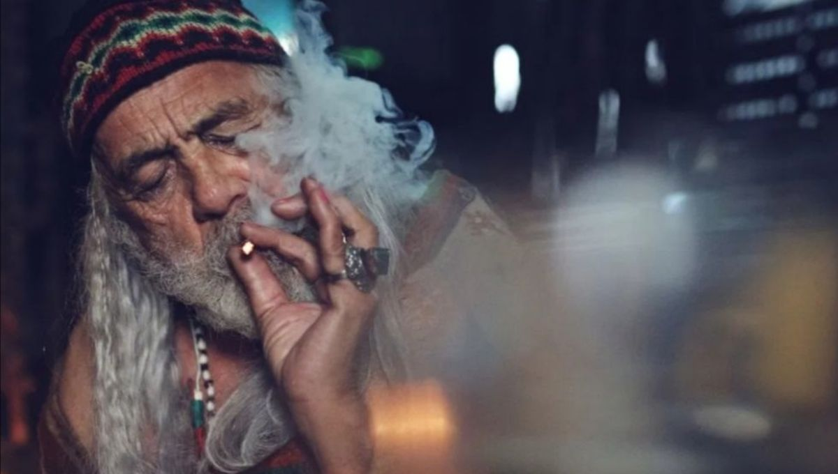 Color Out of Space Tommy Chong