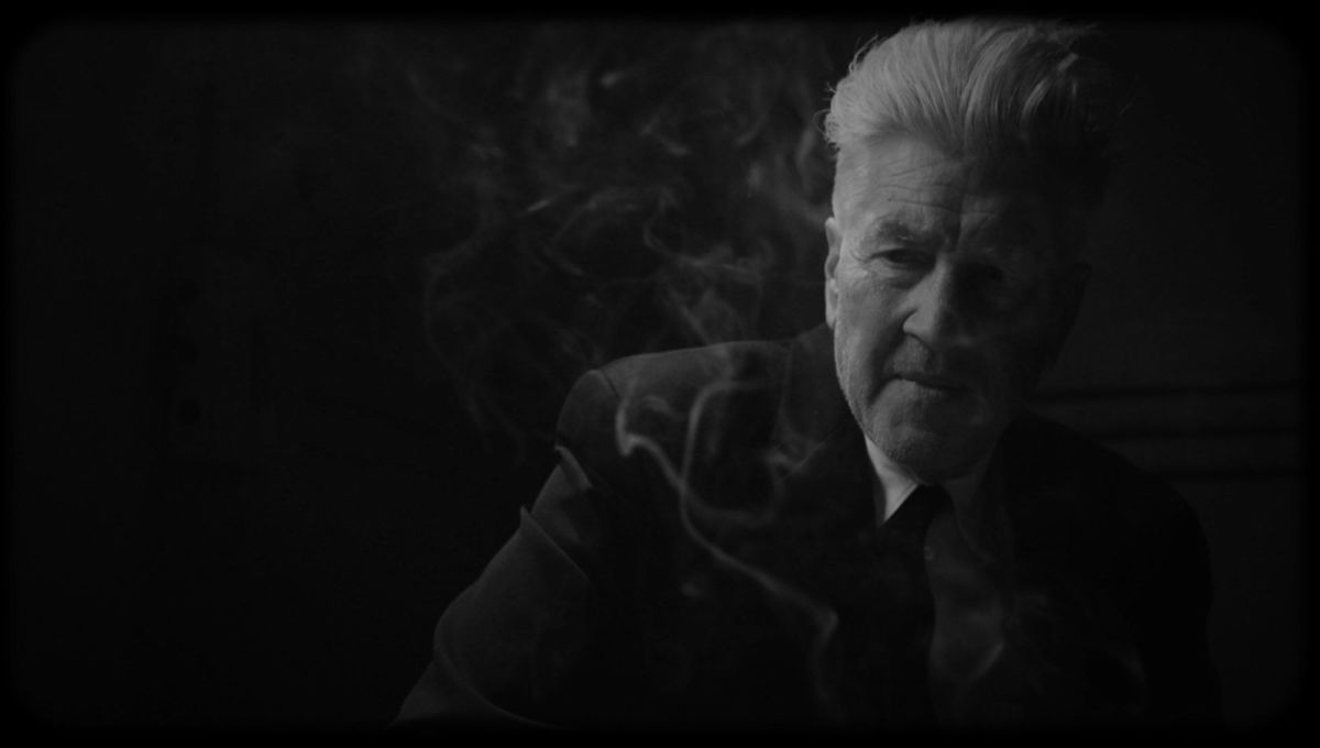David Lynch in What Did Jack Do