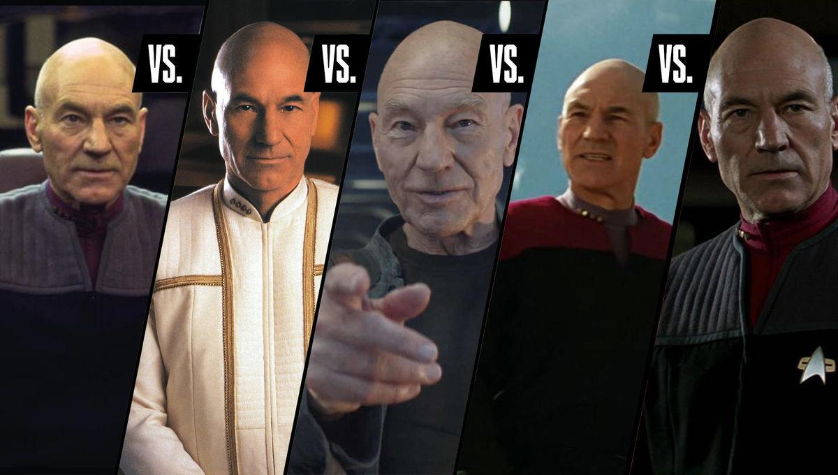 Debate Club Picard