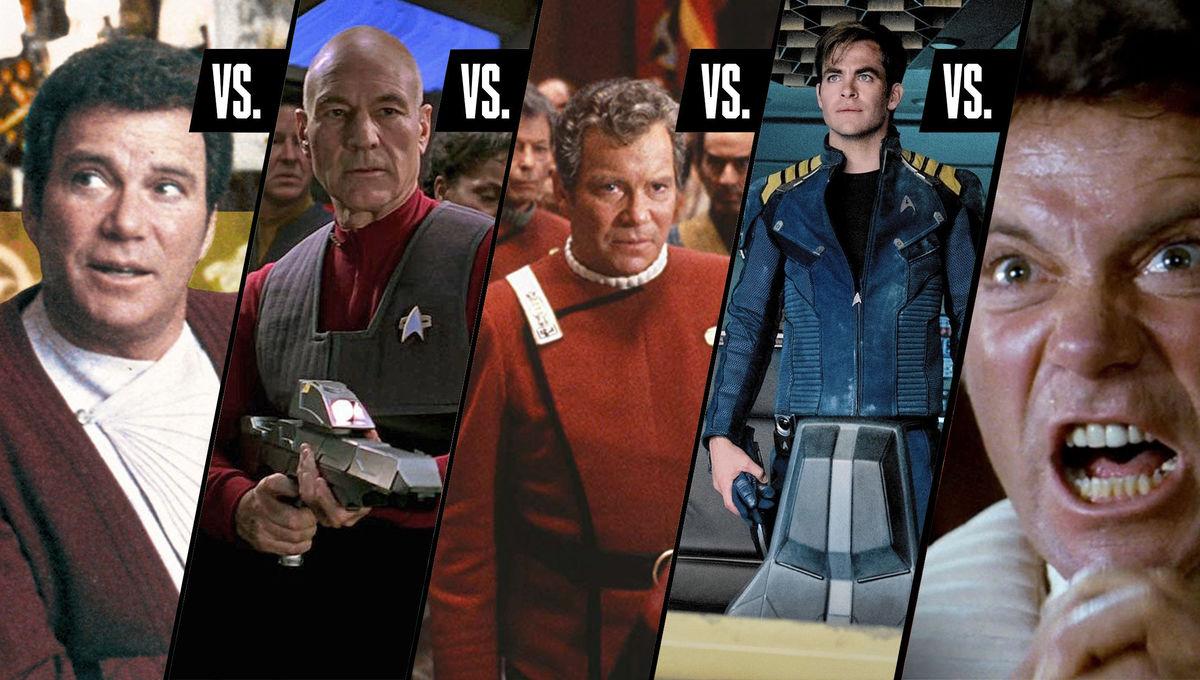 Debate Club Star Trek Movies