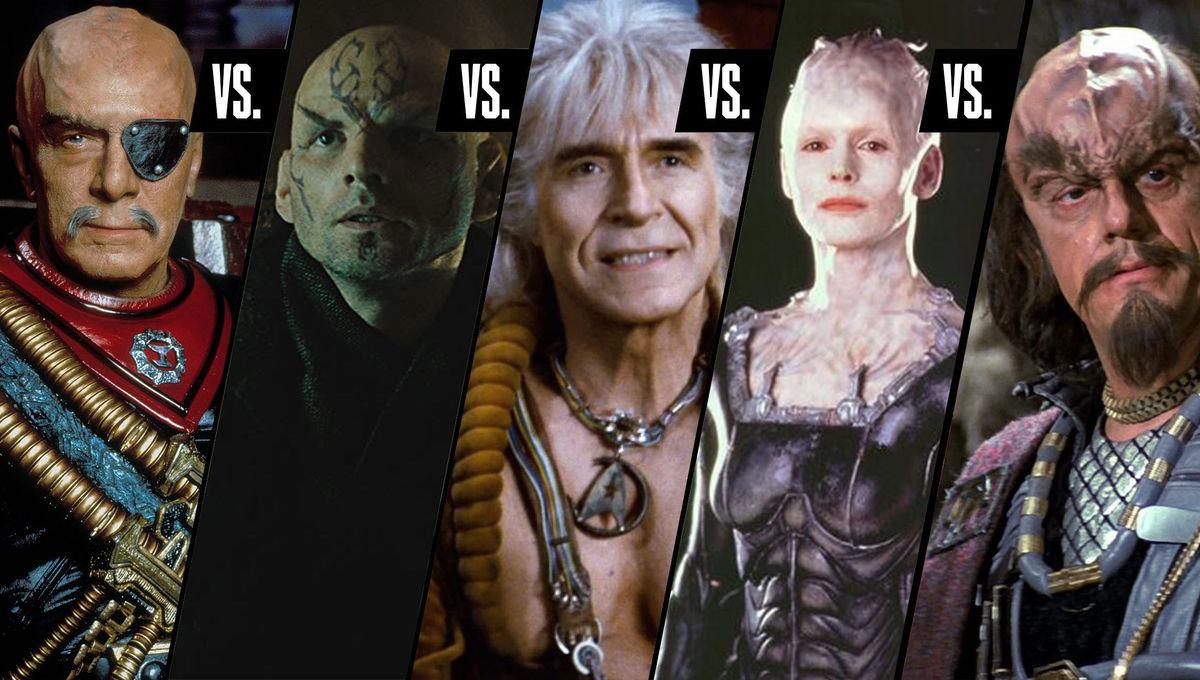 Debate Club Star Trek