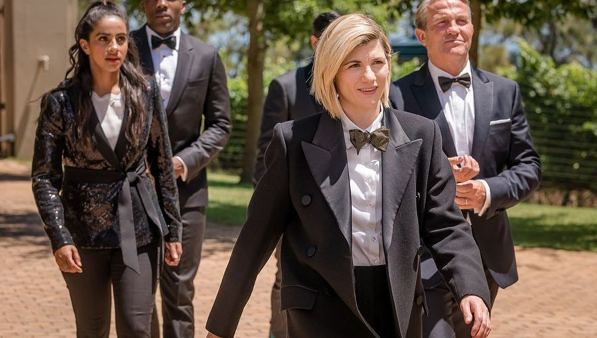 Doctor Who 1201 Spyfall Part One