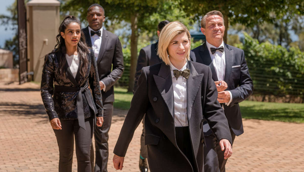 doctor who season 12 ep1 spyfall part 1
