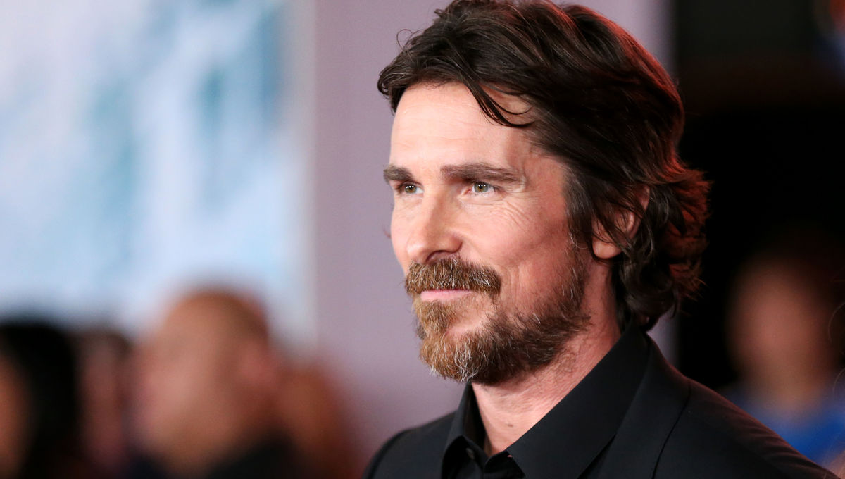 Christian Bale getty