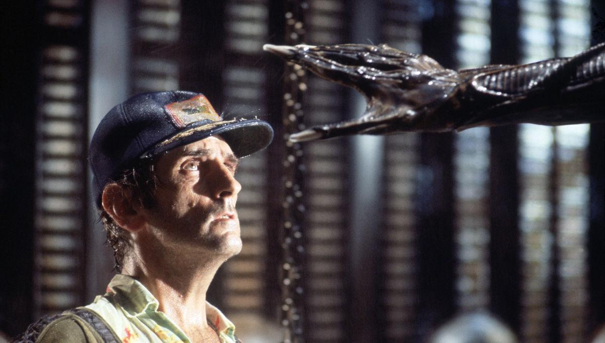 Alien Harry Dean Stanton