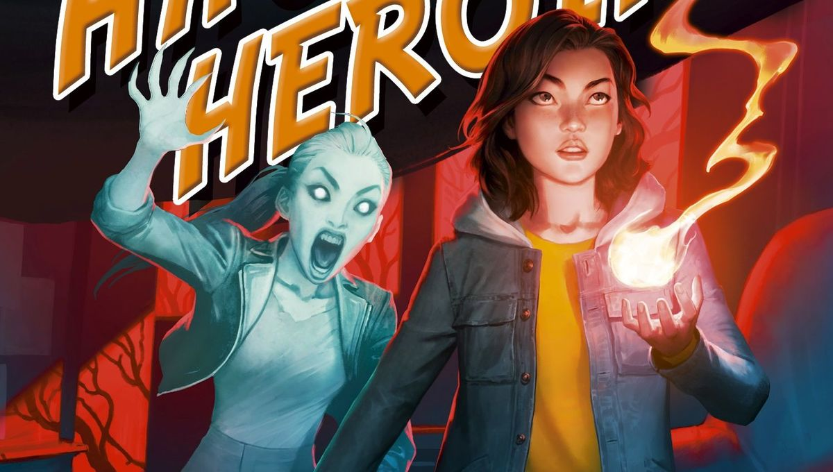 Haunted Heroine Sarah Kuhn