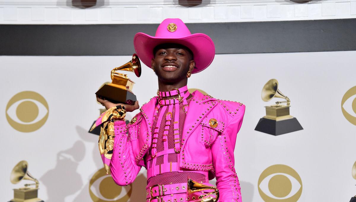 Lil Nas X Grammys 2020