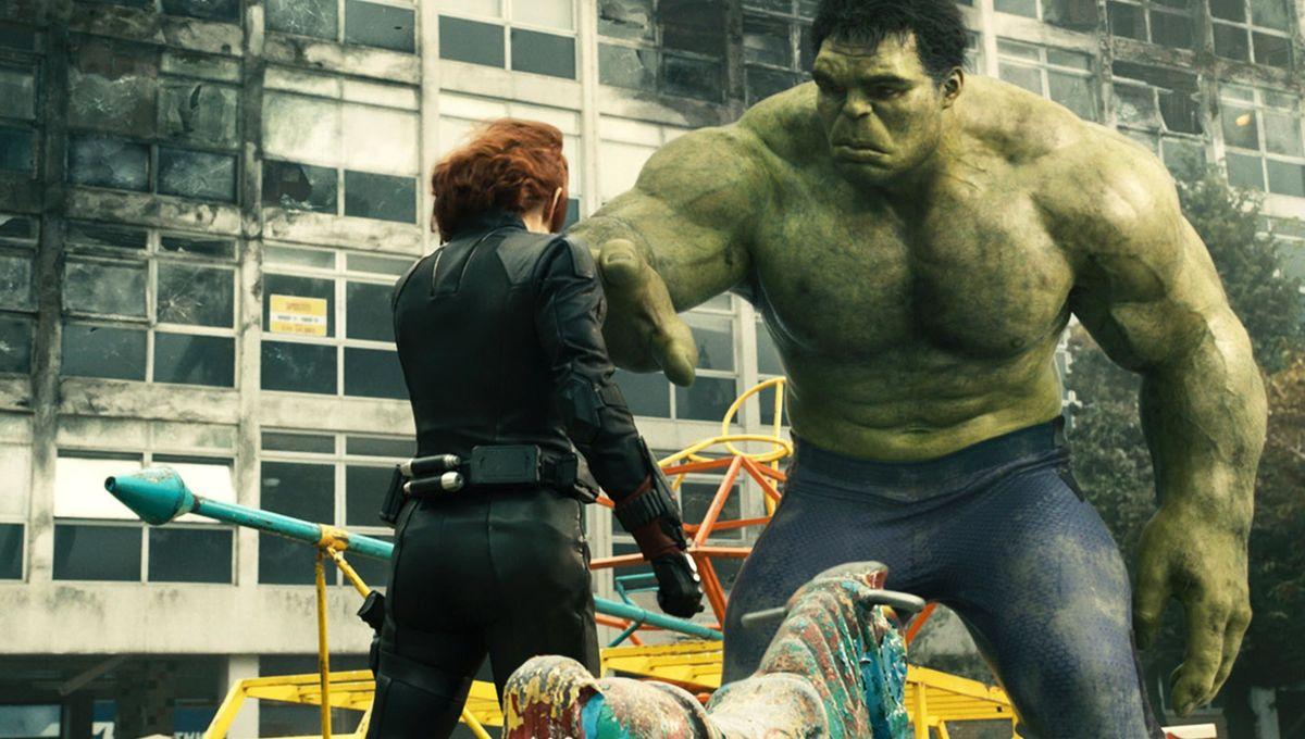 Hulk Avengers: Endgame