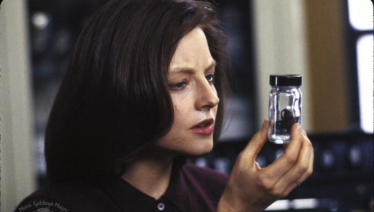 Jodie Foster Silence of the Lambs