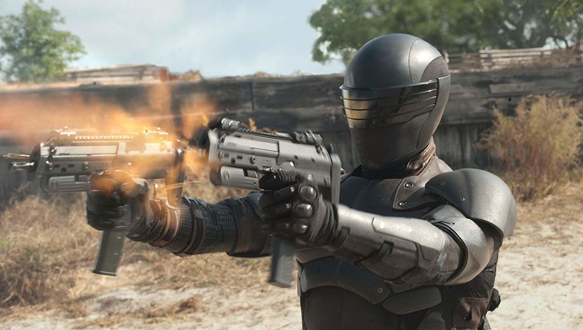 Snake Eyes G.I. Joe Retaliation