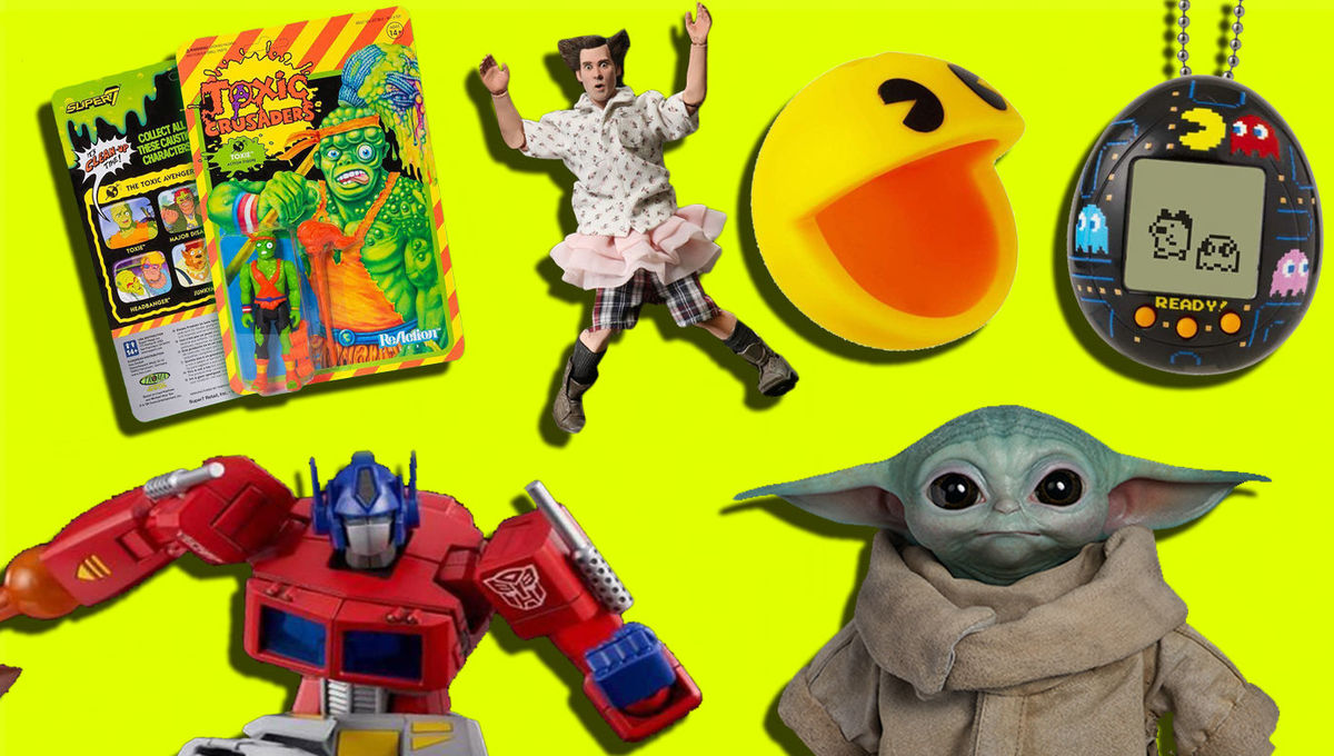 Important Toy News 1/30/20
